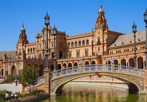 Plaza de España -Sevilla-