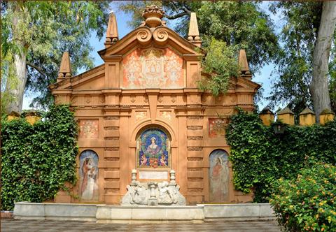 Jardines de Murillo -Sevilla-